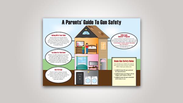 Eddie Eagle A Parent's Guide to Gun Safety