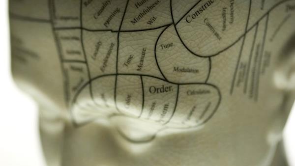 Zeckos Map of Human Mind