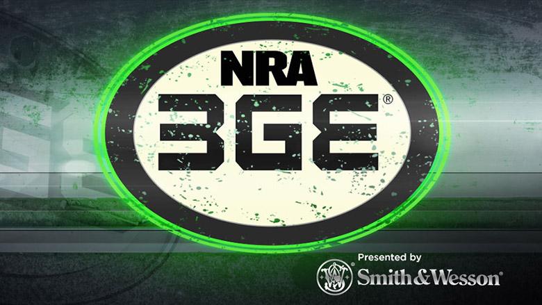 NRA 3GE (3 Gun Experience) Logo