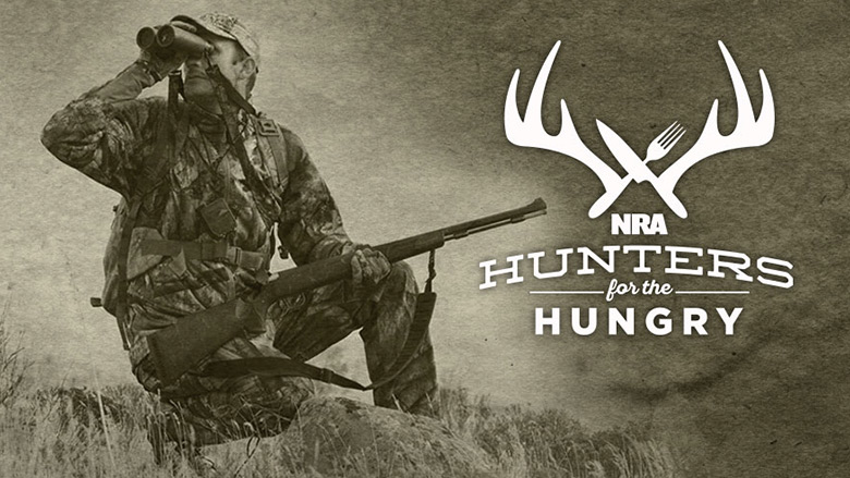 NRA Hunters for the Hungry Logo