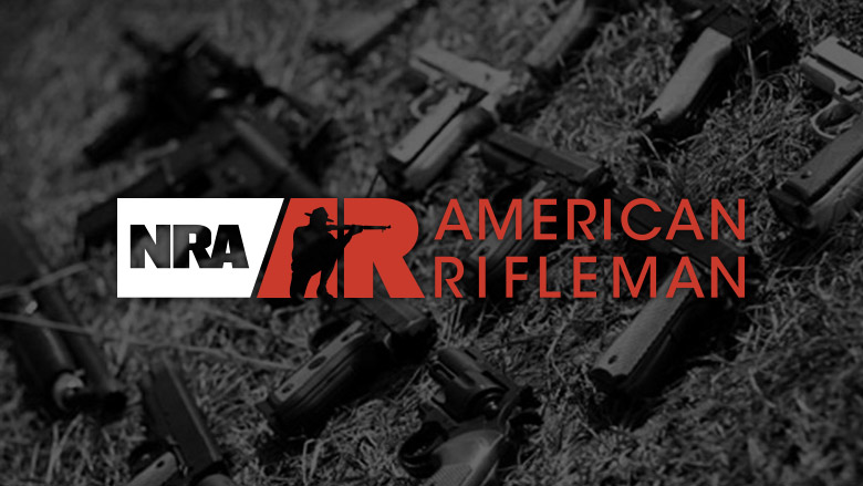 NRA American Rifleman Magazine Logo
