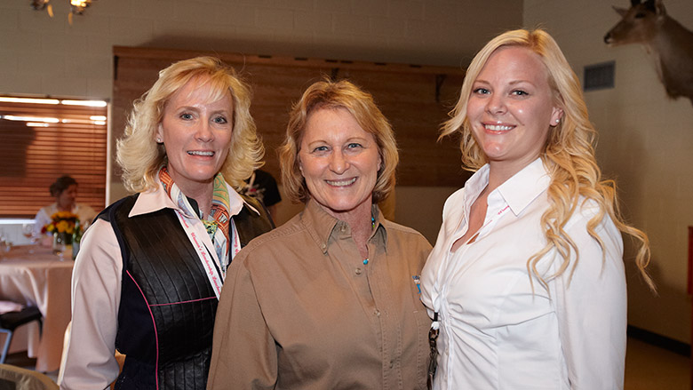 Distinguished NRA Women