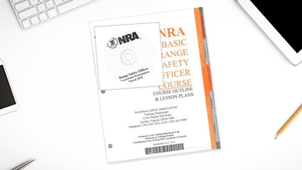 NRA Range Safety Officer Course Outline and Lesson Plan