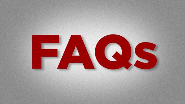 MQP Frequently Asked Questions