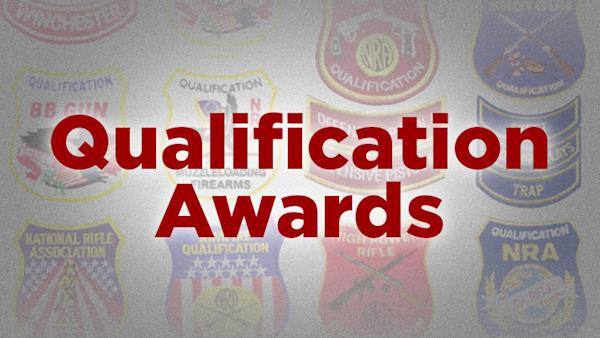 MQP Qualification Awards