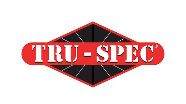 Tru Spec Color Logo on a White Background