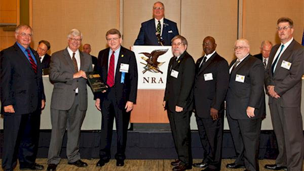 Formal NRA Award Ceremony