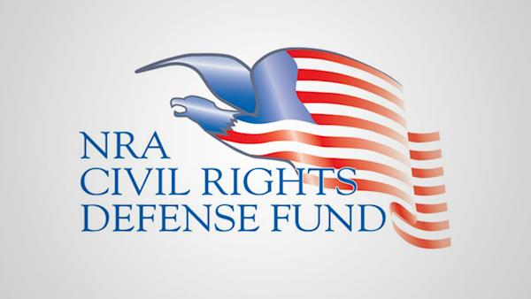 NRA Civil Rights Defense Fund Full Color Logo