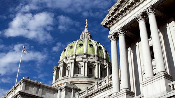 Pennsylvania State Capitol Building