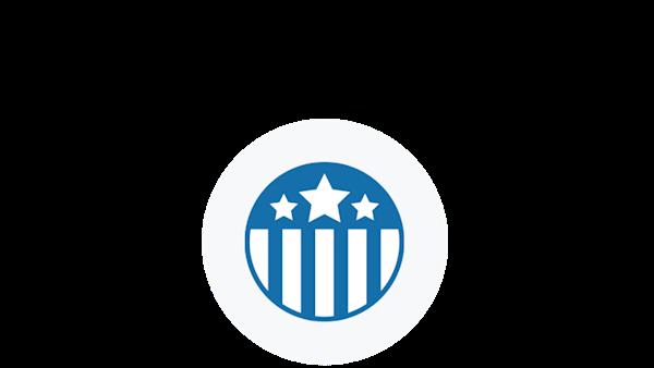 NRA Flag Icon