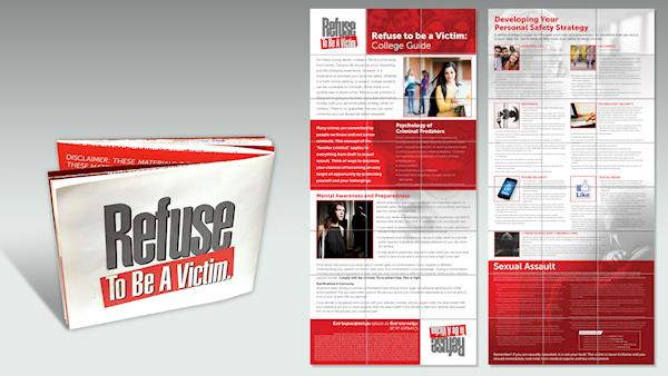 Refuse To Be A Victim® College Guide