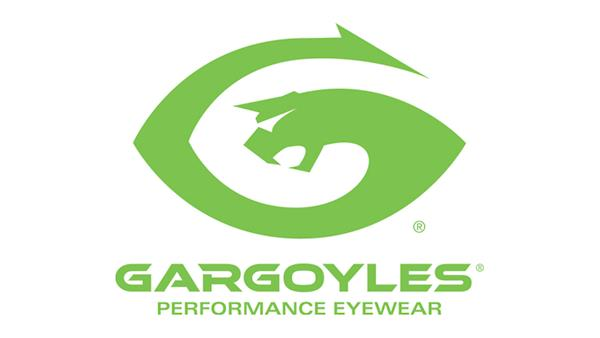 Gargoyles Performance Eyewear Logo on a White Background