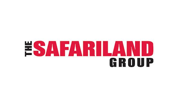 The Safariland Group Color Logo on a White Background