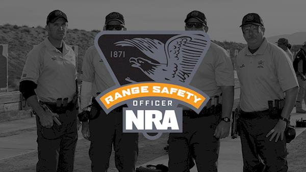NRA Range Safety Officer Logo