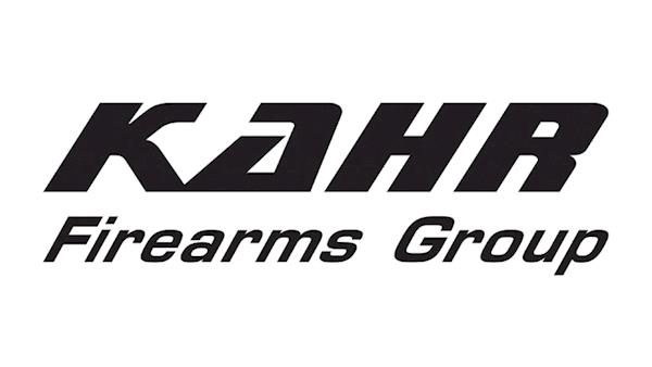 Kahr Firearms Group Logo on a White Background