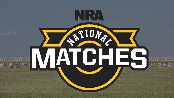 NRA National Matches Full Color Logo