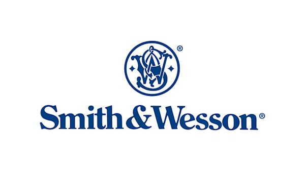 Smith & Wesson Logo on a White Background