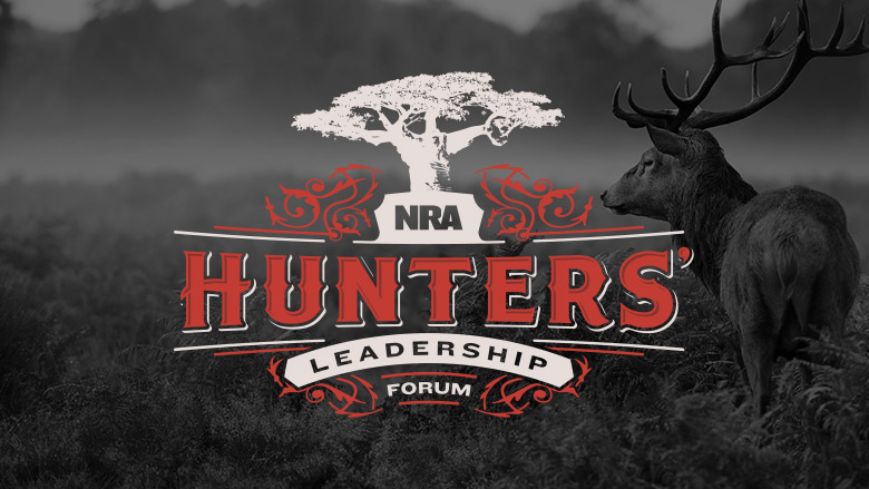 NRA Hunters' Leadership Forum Logo