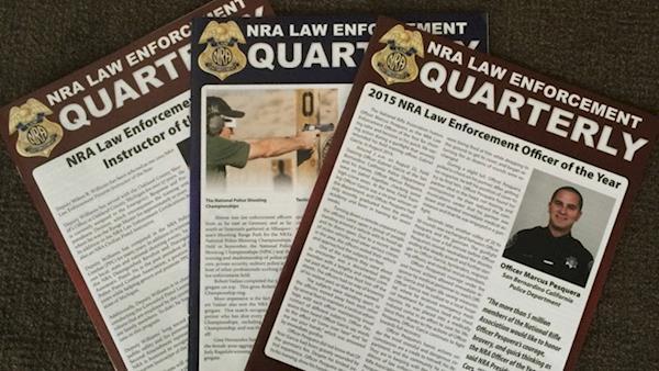NRA Law Enforcement Quarterly Newsletter