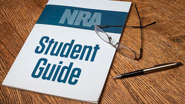 NRA Law Enforcement Officer Training Guide