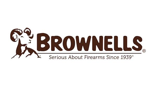 Brownells Logo on white background