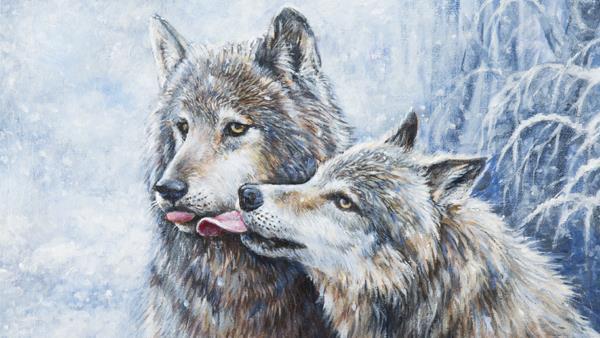2018 NRA Youth Wildlife Art Contest Award Winner