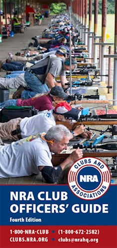 NRA Club Officers' Guide