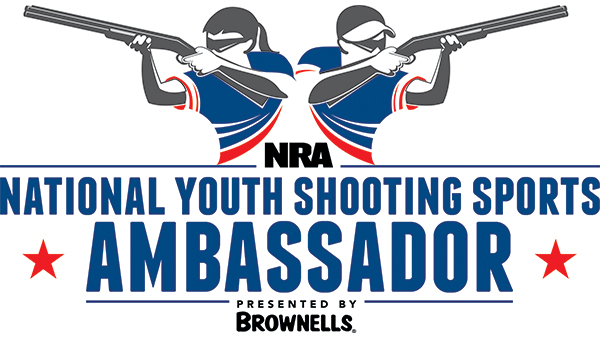 NRA National Youth Shooting Sports Ambassador Logo