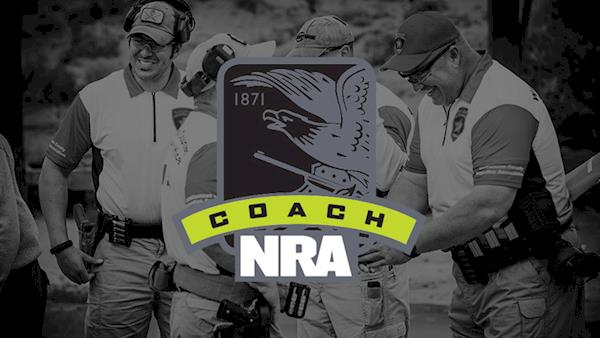 NRA Coaching Program Logo