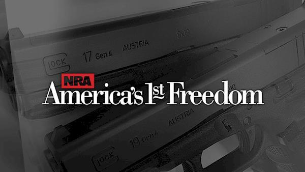 NRA Americas 1st Freedom Logo
