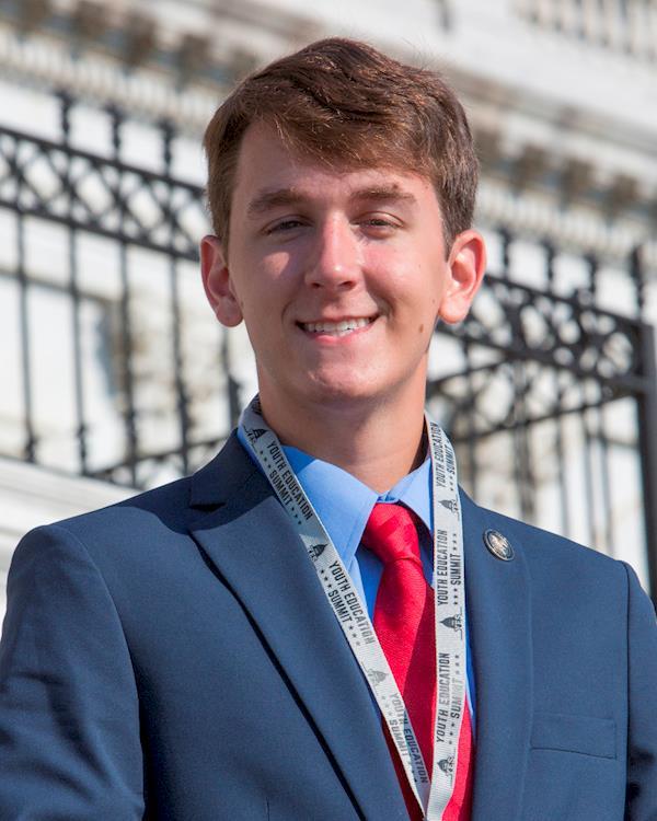 2019 Scholarship Winner Connor C