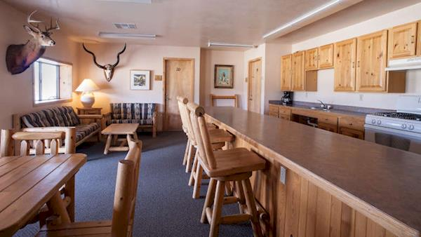 NRA Whittington Center Founders Cabin