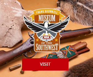 The Frank Brownell Museum of the Southwest at the NRA Whittington Center