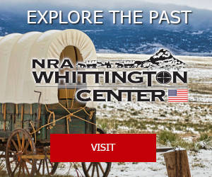 Explore the Past at the NRA Whittington Center