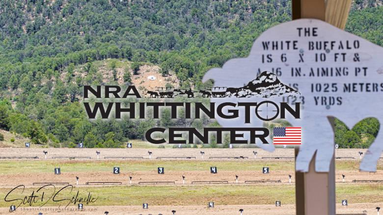 NRA Whittington Center's White Buffalo