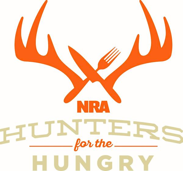NRA Hunters for the Hungry full color logo